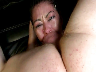 wicked jerks unstoppably face fuck woman